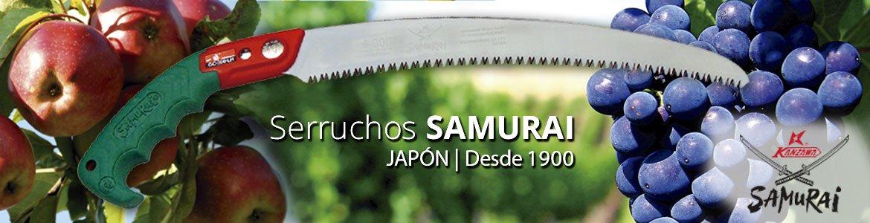 Productos Samurai, Japón